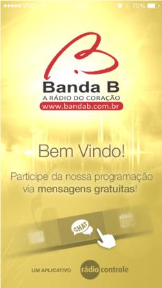 Rádio Banda B – AM 500 de Curitiba completa 10 mil downloads de aplicativo exclusivo