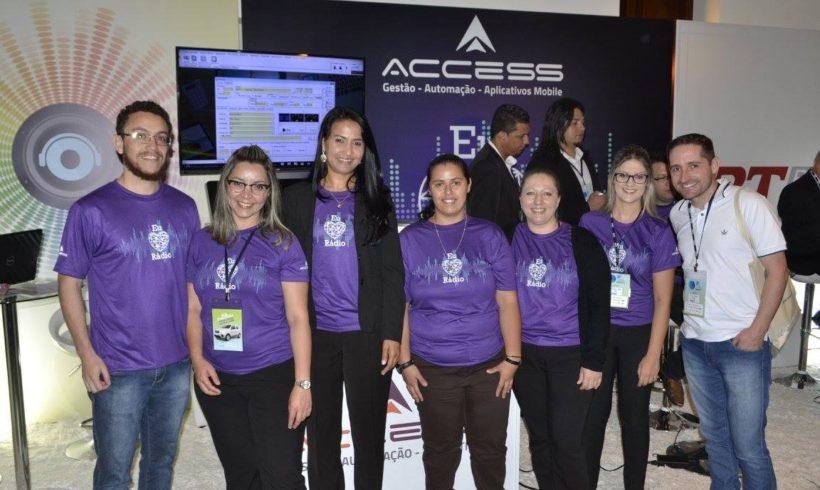 A Access marcou presença no Congresso AERP 2017