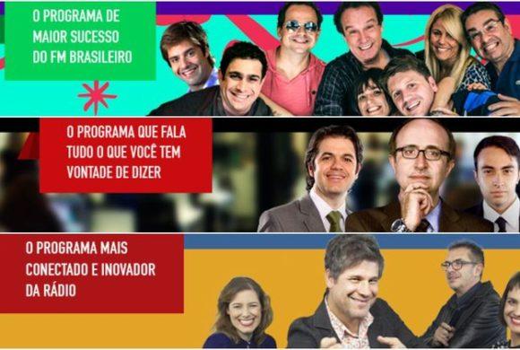 Jovem Pan FM completa 40 anos em São Paulo