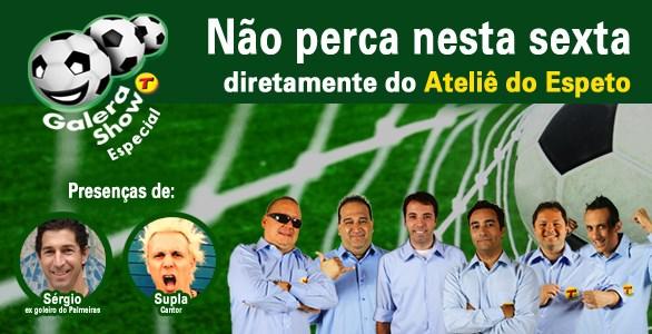 Notícias: Humorístico da Transamérica será apresentado direto de bar na capital paulista