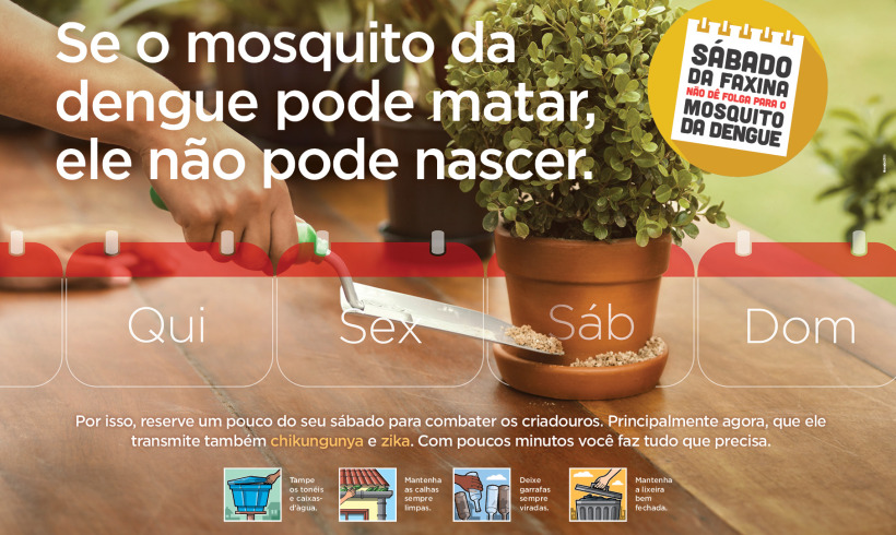 Notícias: Rádios podem ter um papel fundamental para ajudar no combate ao mosquito da dengue