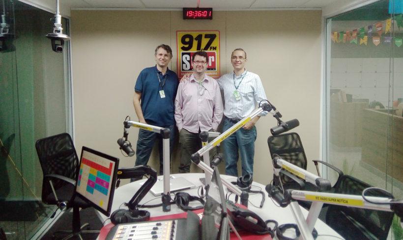 Access x Rádio Super Notícia FM 91,7 – Mais um caso de sucesso!