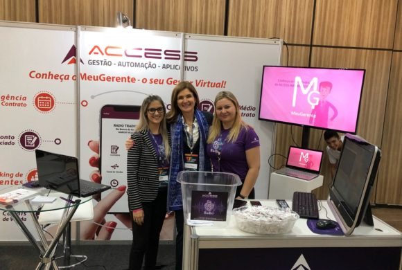 ACCESS no Congresso ACAERT 2018!