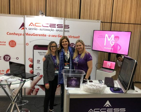 ACCESS no Congresso ACAERT 2018!