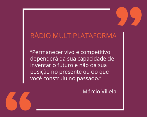EaD Rádio Multiplataforma – Processo Irreversível