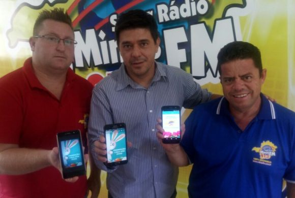 Dj Soll, Fabio Barros e Flávio Oliviera - Rádio Minas FM 97.3