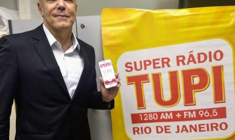Rádio Tupi e ACCESS: mais um caso de sucesso!