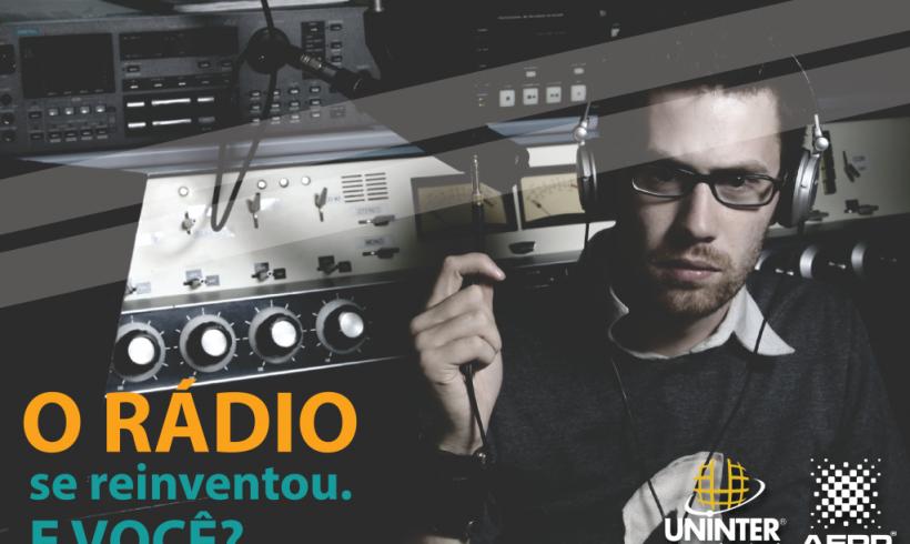 Notícia: Criado o primeiro curso de pós-graduação em gestão de rádio fusão do Brasil