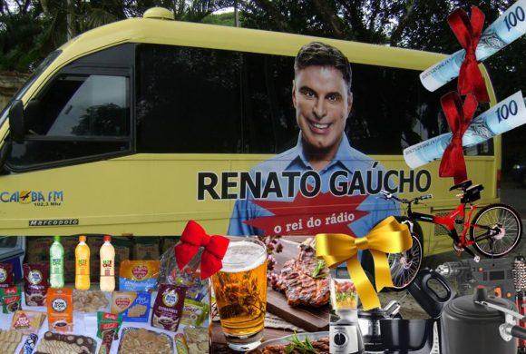 Caiobá FM intensifica ações promocionais em Curitiba