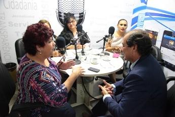 Rádio Universitária FM estreia programa voltado à justiça para mulheres em Macapá