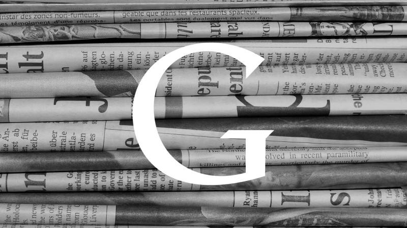 Notícias: Google faz acordo com jornais europeus