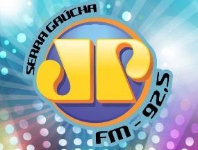Rádio Jovem Pan Serra Gaúcha estreia na terça-feira, dia 14