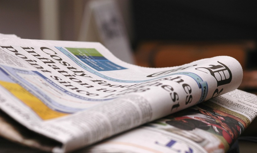 Notícias: Jornal é a mídia preferida dos deputados