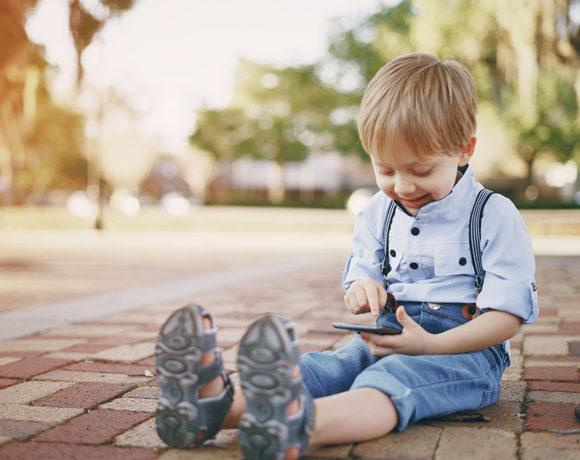 Telas Splash: Dia das Crianças