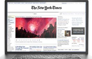 Notícias: New York Times dá acesso digital a quem compra na banca