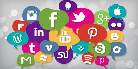 Notícias: Estudo revela horários de pico nas redes sociais