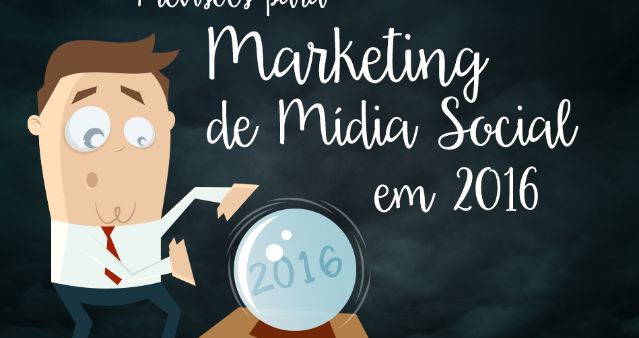 Notícias: Interativa faz previsões para o marketing de mídia social em 2016