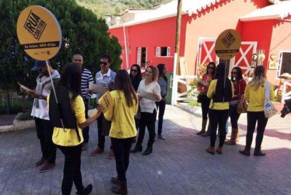 Jovem Pan faz parceria com Detran para conscientização no trânsito no Espírito Santo
