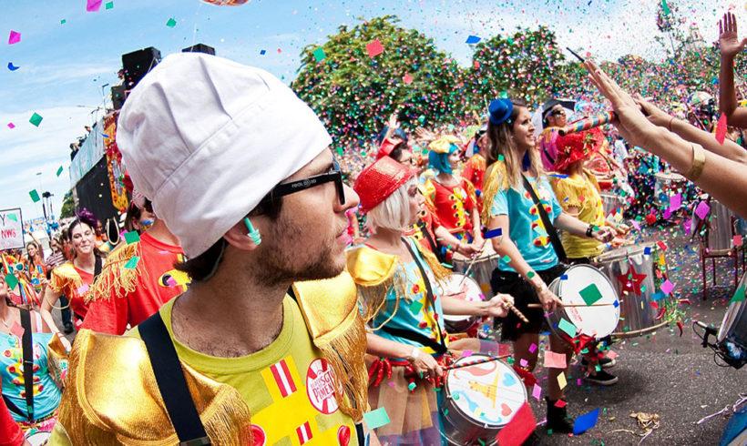 Personalize sua grade musical para o Carnaval!