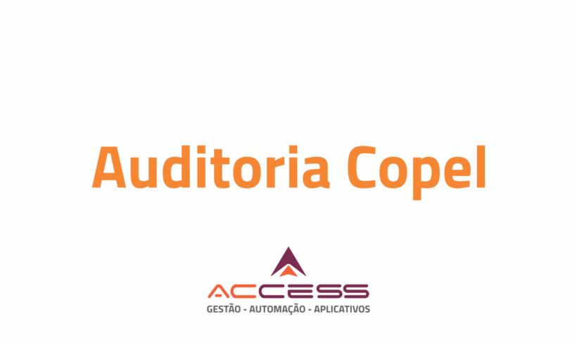 LANÇAMENTO: Auditoria Copel