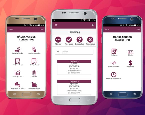 Aplicativo Meu Gerente: soluções mobile para todos os setores da sua rádio!
