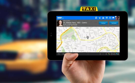 Notícias: CBN fecha parceria com aplicativo de táxi no interior mineiro